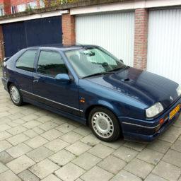 Renault 19 16V; de Franse hothatch uit de jaren '90