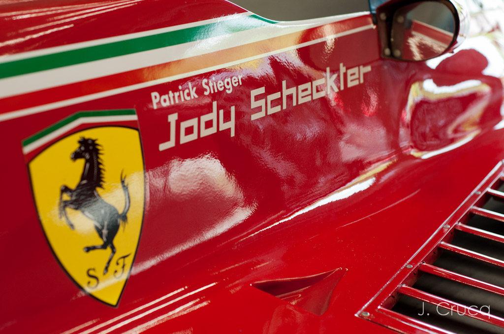 Modena Trackdays Spa Franchormchamps Jody Scheckter