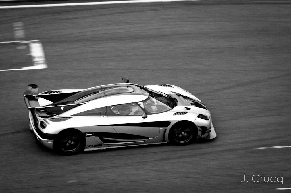 Modena Trackdays Spa Franchormchamps Koenigsegg