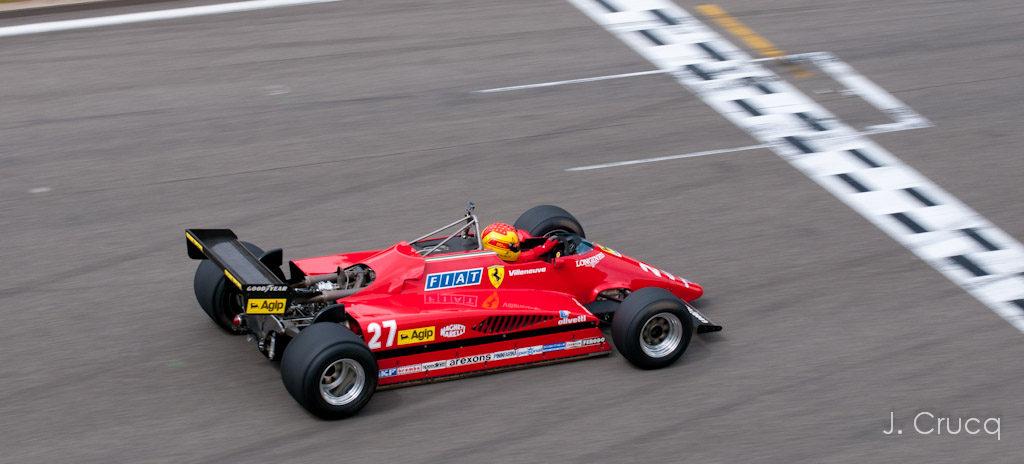 Modena Trackdays Spa Franchormchamps Formule 1