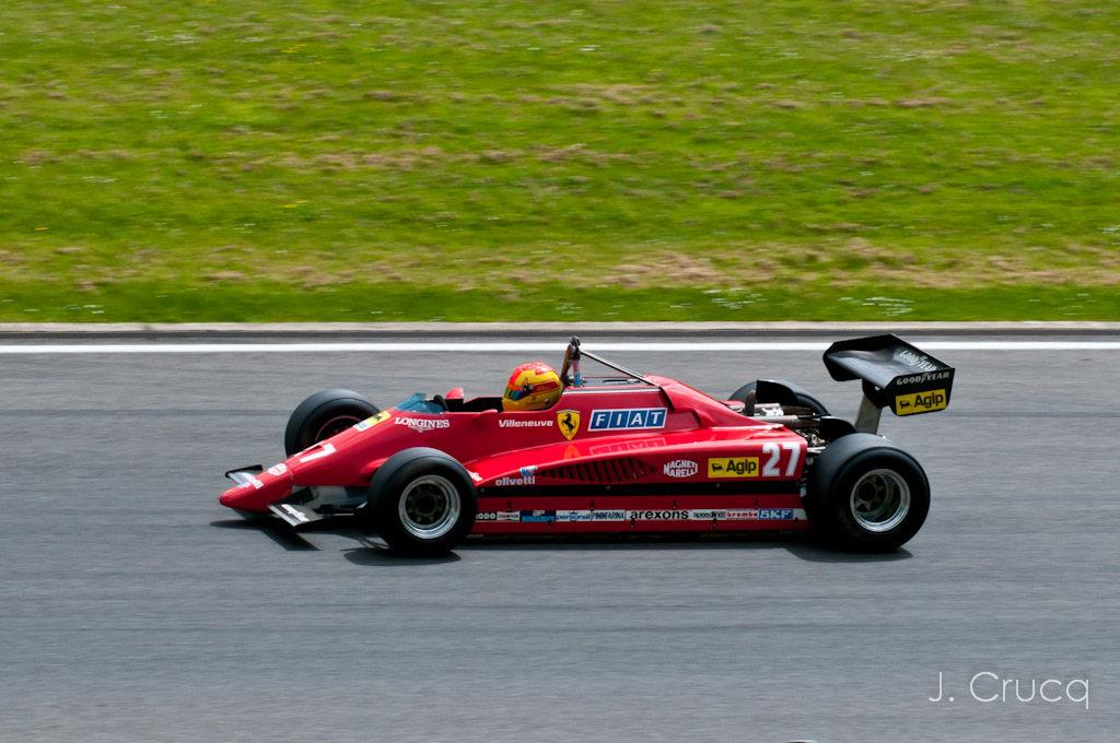 Modena Trackdays Spa Franchormchamps Ferrari