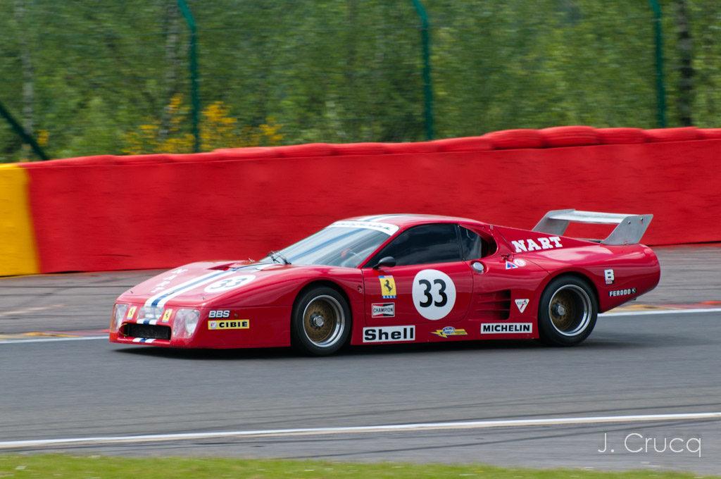 Modena Trackdays Spa Franchormchamps Le Mans