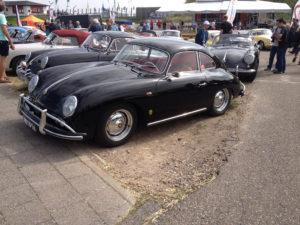 Paddock Historic GP Zandvoort Porsche