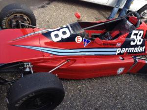 Paddock Historic GP Zandvoort Formule 2000