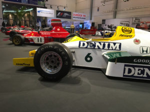 Essen Motorshow 2015 2016 Autoshow Williams