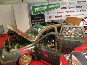 Essen Motorshow 2015 Custom VW Jetta Vento
