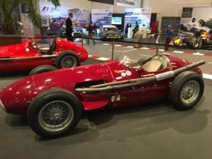 Essen Autoshow Ferrari Fangio