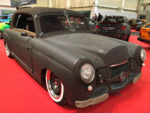 Essen Motorshow 2015 2016 Custom Mercedes Autoshow