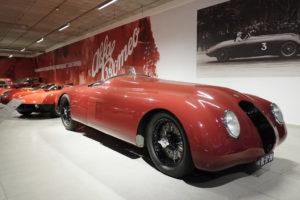 Alfa Romeo 8 C Louwman Museum