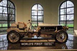 6 cylinder Louwman Museum