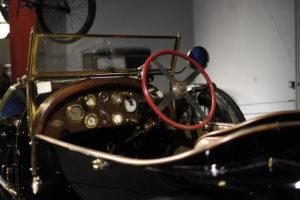 Louwman Museum Dashboard