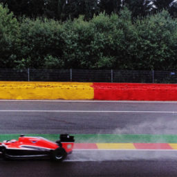 Formule 1 races kijken als toeschouwer op Spa Francorchamps