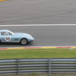 Racen op circuit Spa Francorchamps