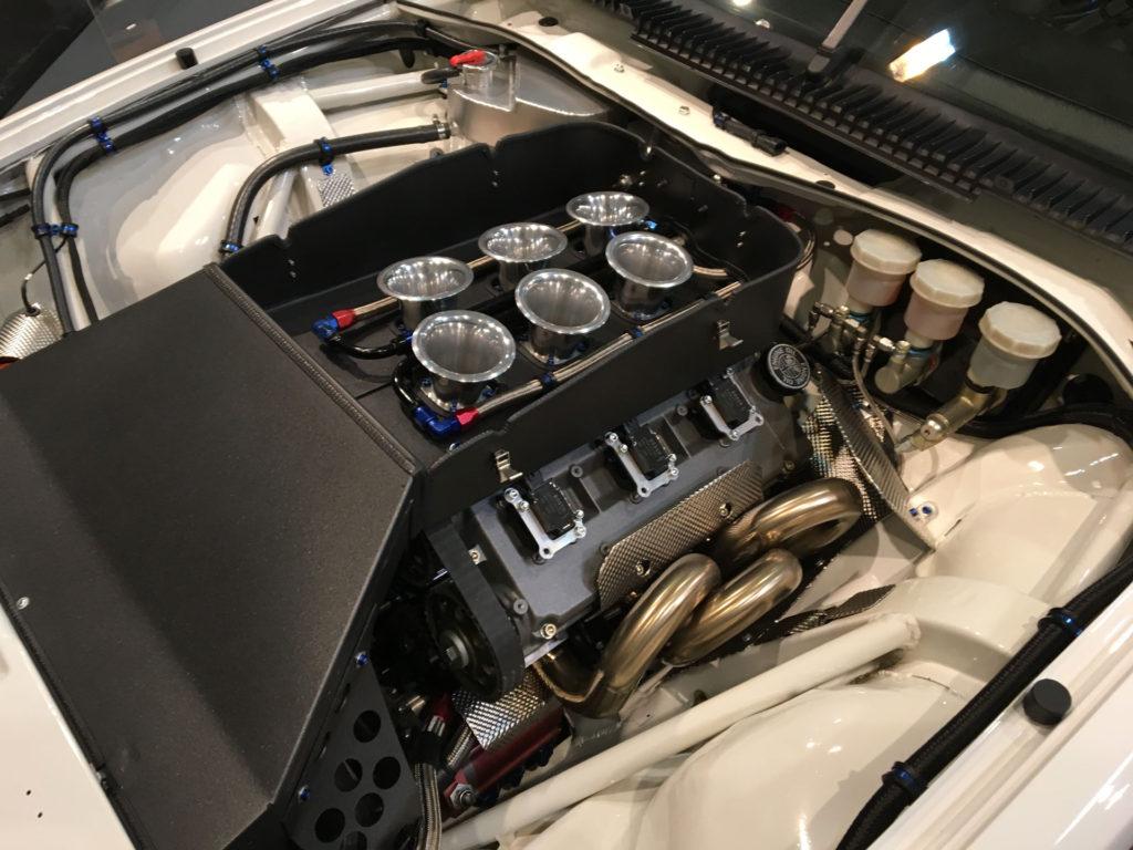 Alfa Romeo 75 Essen Motorshow