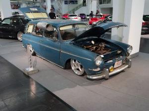 VW 1600 Volkswagen Essen Motorshow