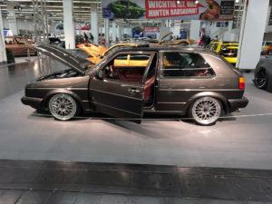 VW Golf Volkswagen Essen Motorshow