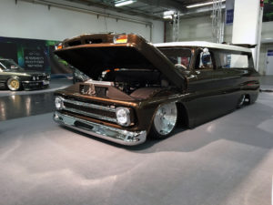 Chevrolet Suburban Essen Motorshow