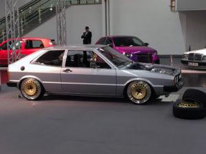 VW Scirocco Essen Motorshow