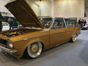 Opel Kadett Essen Motorshow