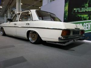 Mercedes Benz W115 Essen Motorshow