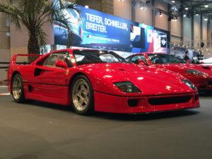 Ferrari F40 Essen Motorshow