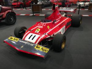Ferrari 312 Essen Motorshow