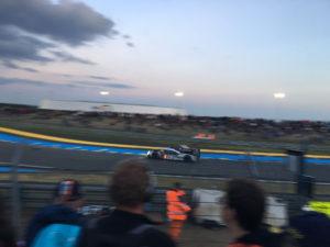 Tettre Rouge Le Mans