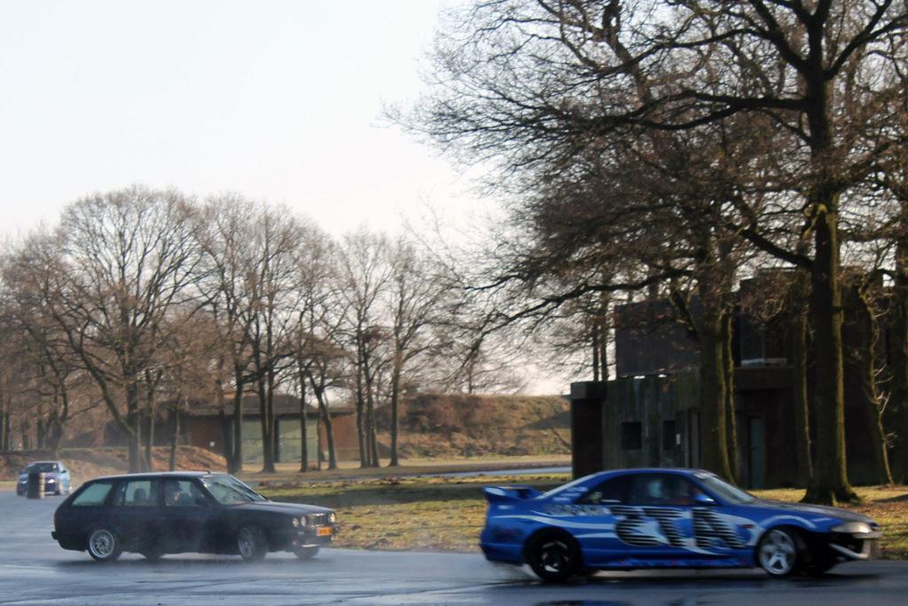 Driften Skyline BMW Autosport
