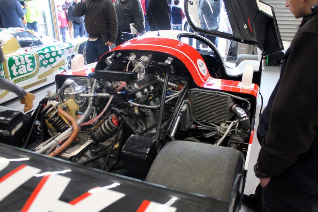 Porsche Oudbarrel