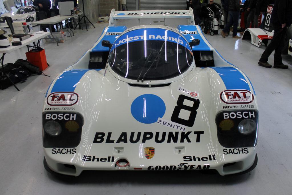 Oudbarrel Porsche