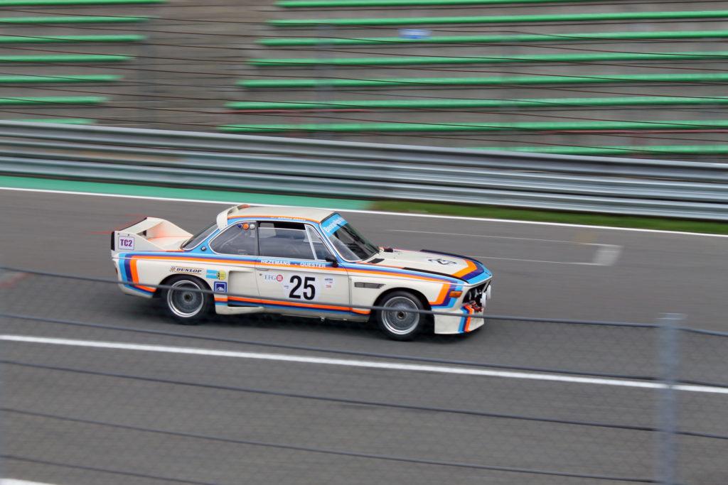 BMW Spa Classics Oudbarrel