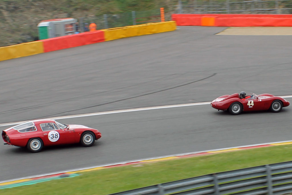Alfa Romeo Oudbarrel