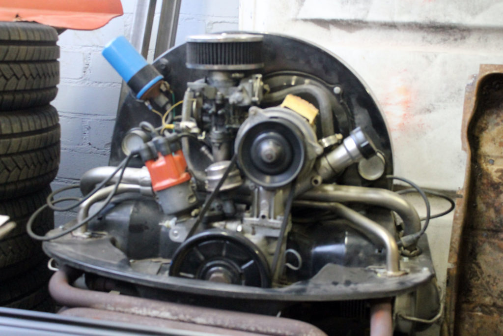 So Cool VW T1 Motor