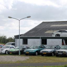 Japanse autohistorie in de Zeeuwse polder