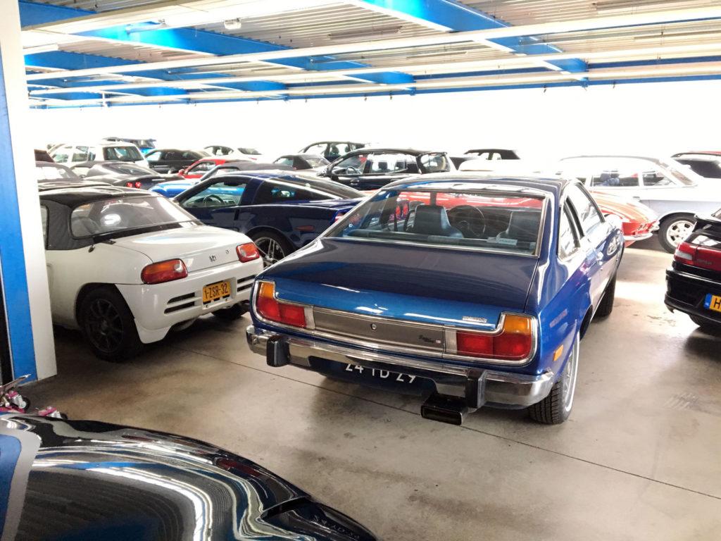 Mazda RX5 Hoebeke