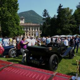 Villa Erba; Een evenement van historie tot toekomst visie