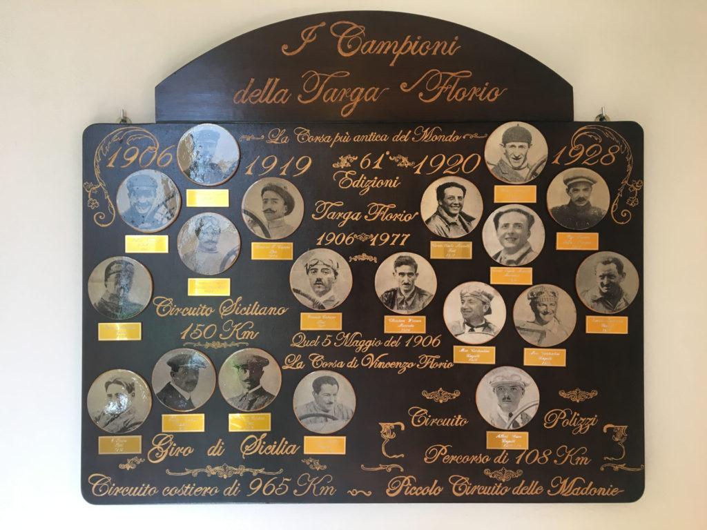 Targa florio Winners