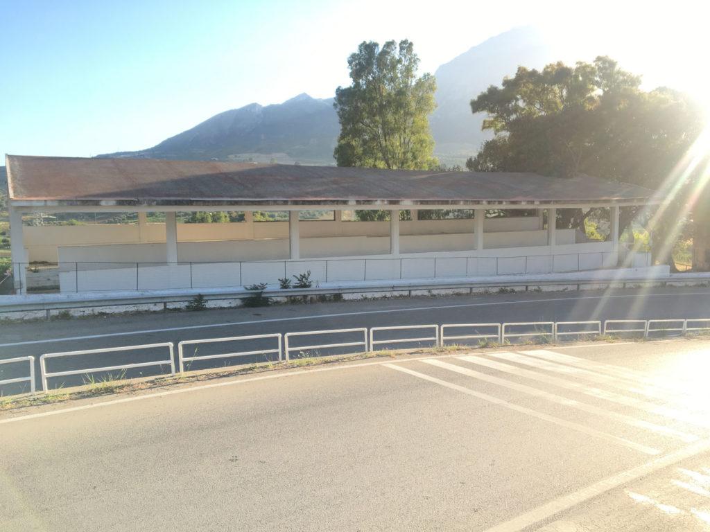 Targa Florio racetrack