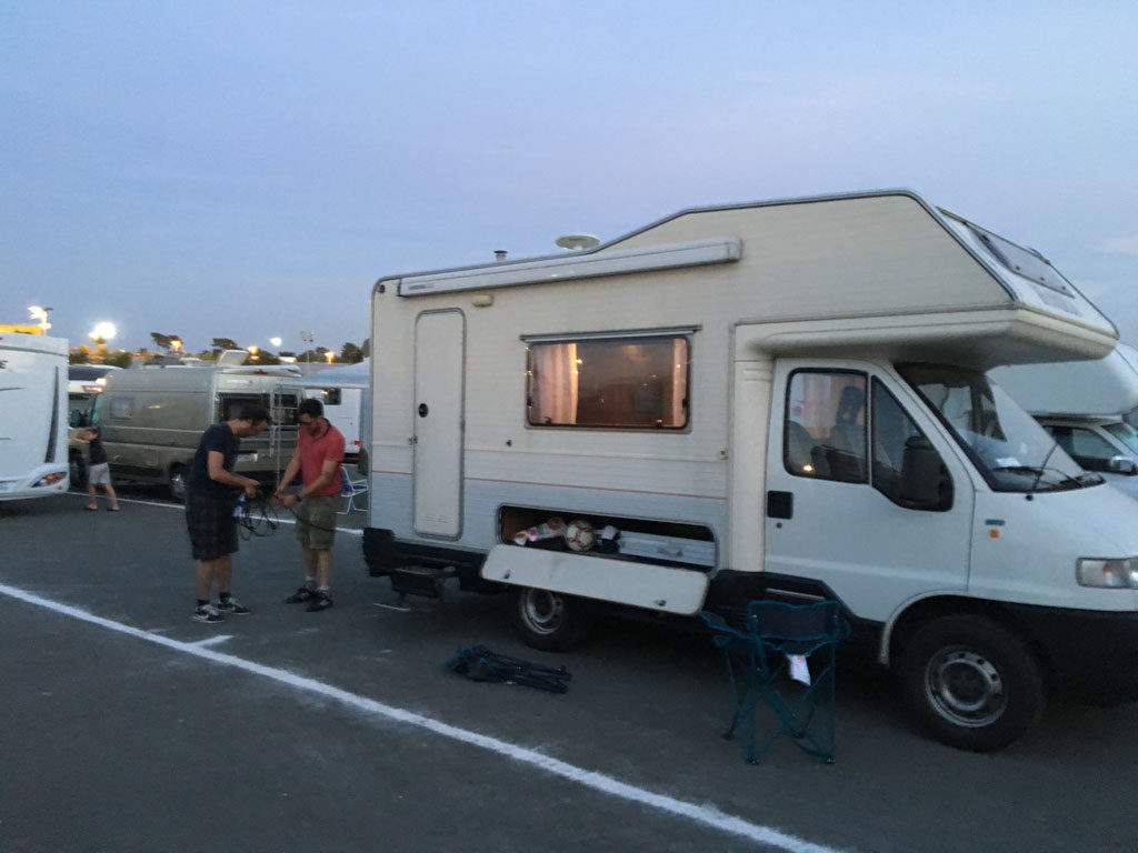 Camper Le Mans Camping Expo