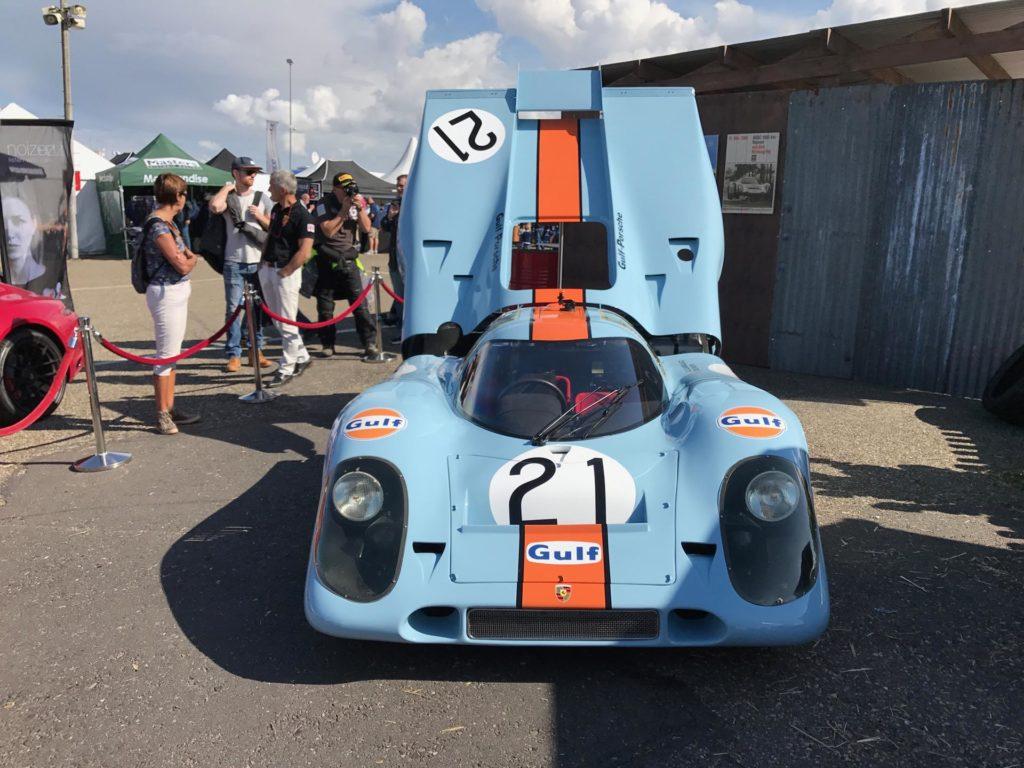 Historic Gp Porsche 917