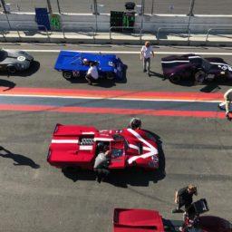 De Historic Grand Prix Zandvoort  in beeld