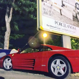 'De armste Ferrari eigenaar'