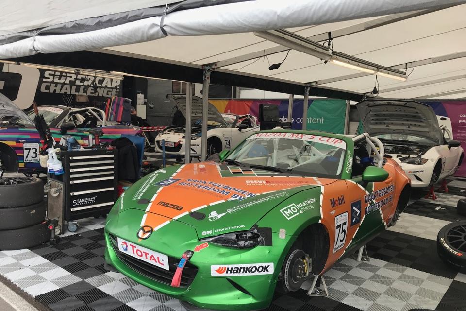 Mazda MX5 cup Zandvoort