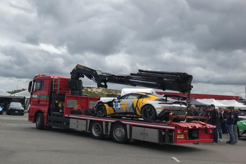 Circuit Zandvoort GT4