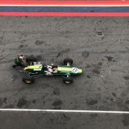 Circuit Zandvoort is op z'n best als een monumentaal racecircuit.
